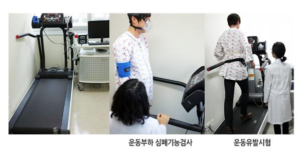 운동부하 심폐기능 검사, 운동유발시험